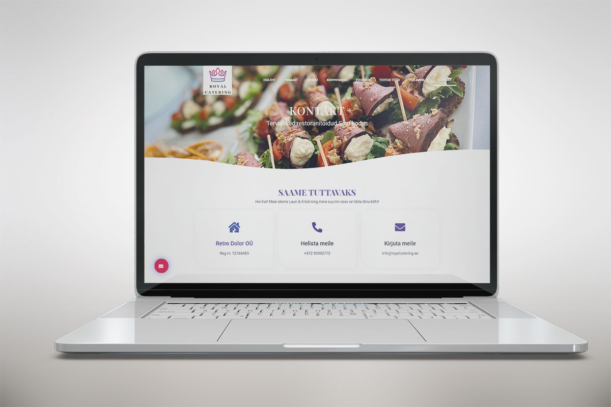 Riin.eu---tehtud-tööc-restorani-koduleht--royal-catering-kontaktileht